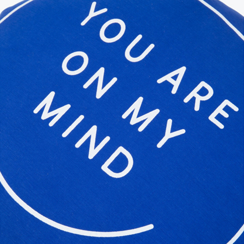 You Are On My Mind Cushion-1238