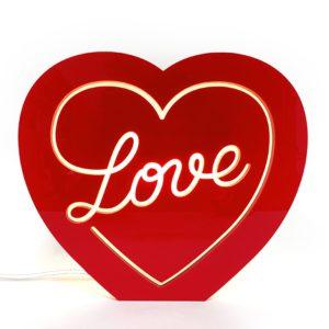 The Love Lamp-0