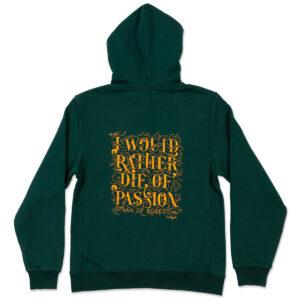 Passion hoodie