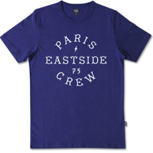 Paris Eastside Crew Capital t-shirt-0