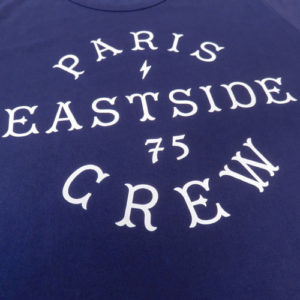 Paris Eastside Crew Capital t-shirt