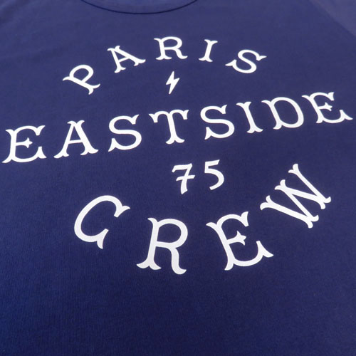 Paris Eastside Crew Capital t-shirt-1460