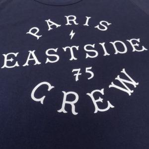 Paris Eastside Crew Capital t-shirt