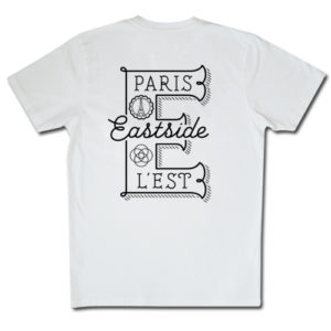Paris Eastside Crew Tee