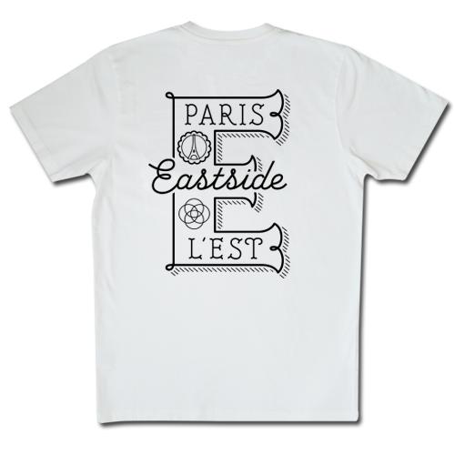 Paris Eastside Crew Tee-789