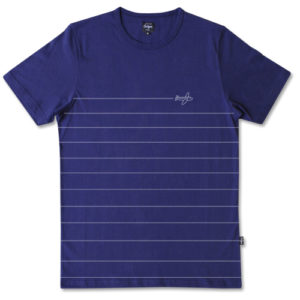 Plane Pinstripe T-shirt-0