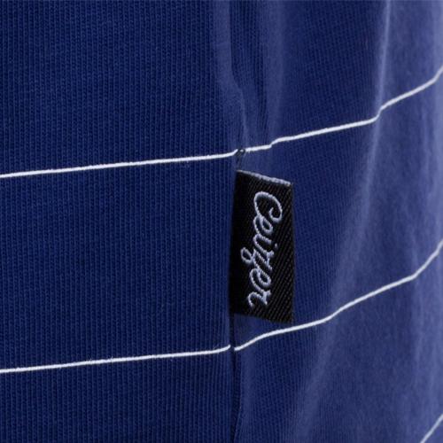 Plane Pinstripe T-shirt-1456