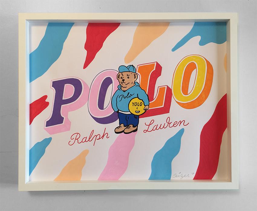 Ceizer x Ralph Lauren