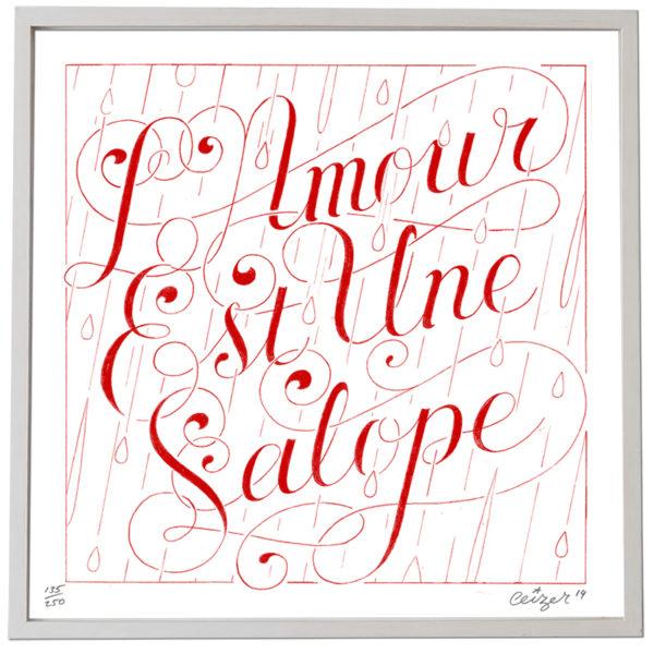 L'Amour Est Une Salope-0