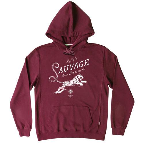 La Vie Sauvage Hoodie-0