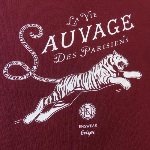 La Vie Sauvage Hoodie-1560