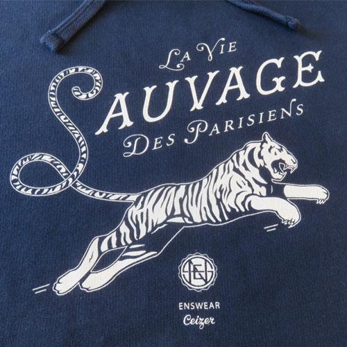 La Vie Sauvage Hoodie-1566