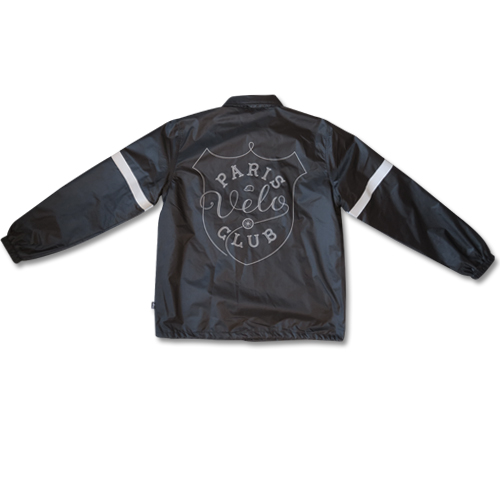 Paris Velo Club Coach Jacket-1331