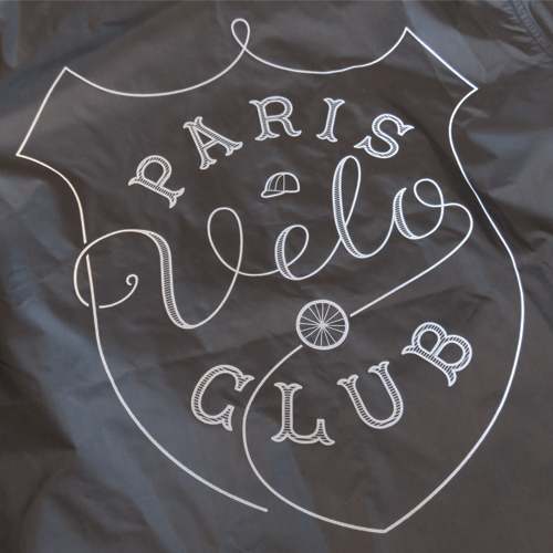 Paris Velo Club Coach Jacket-1335