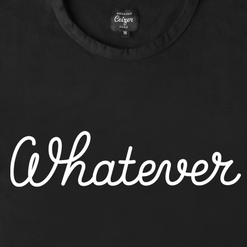 Whatever T-shirt-1128