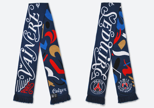 Ceizer x Paris Saint Germain