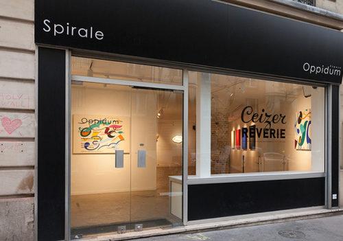 Ceizer - Rêverie Exhibition (Paris)